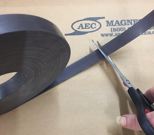 flex magnetic strip