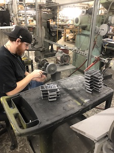 marc aecmagnetics grinding